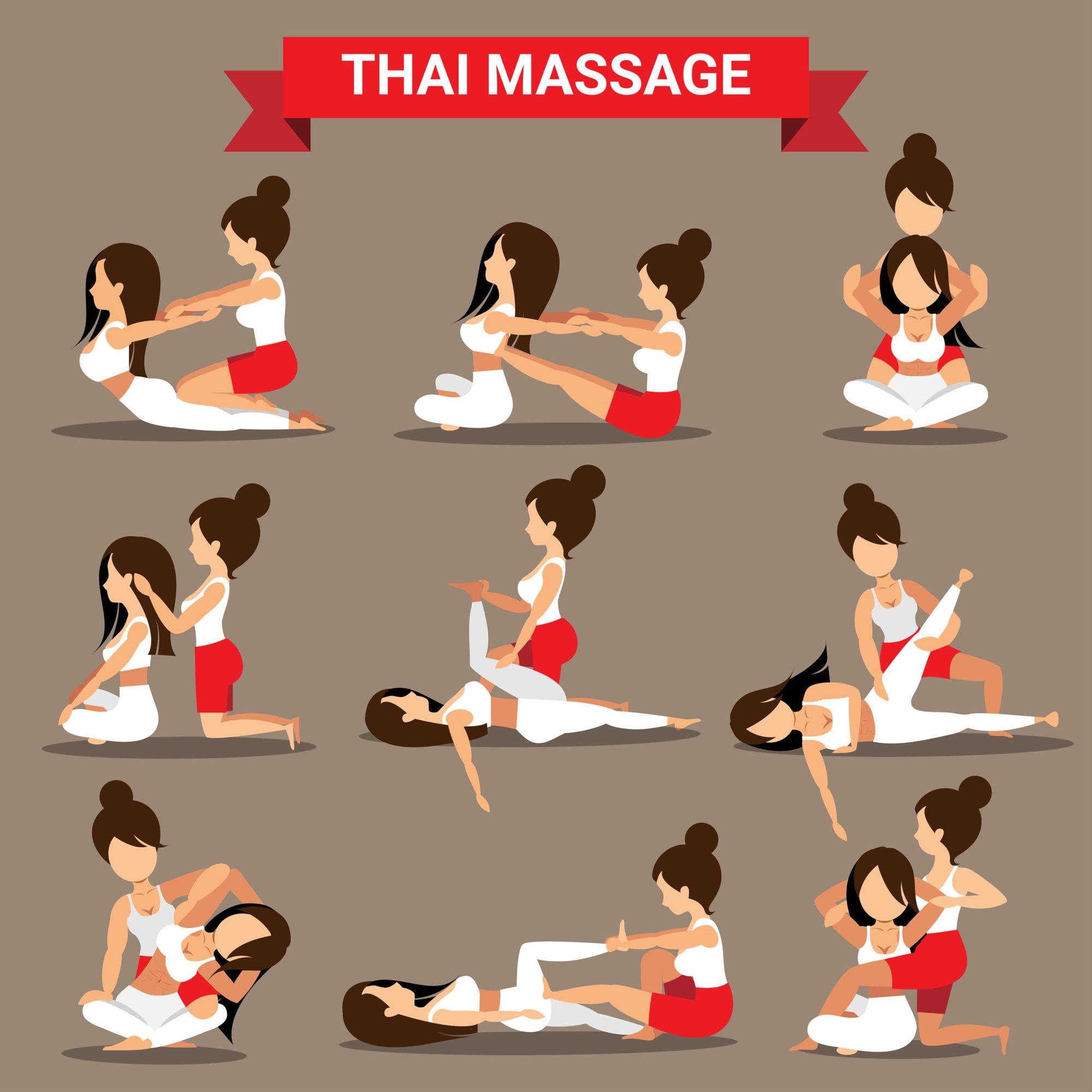 Thai Style Body Massage: 2-days, £275 | Gentle Touch